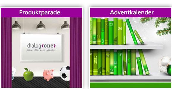 Produktparade & Adventkalender