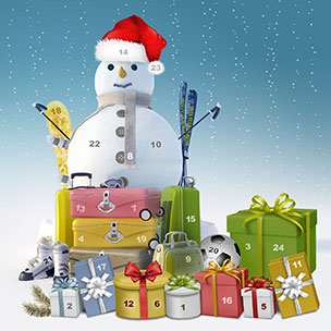 Mitklicken: Online Adventkalender